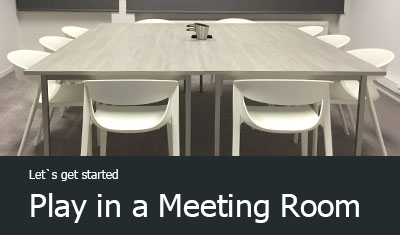 Play in a Meeting Room