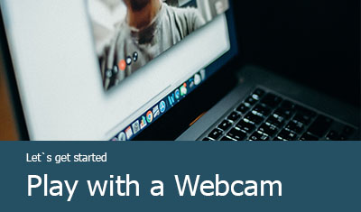 Play with a Webcam